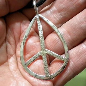 My favorite Peace Signs - Fine Jewelry