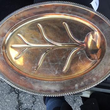 Gorham Platter