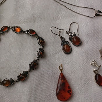 My baltic amber collection  - Fine Jewelry