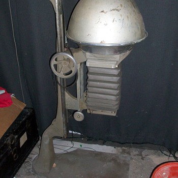 Large Format Enlarger