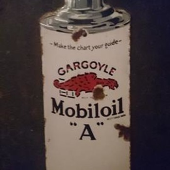 Gargoil Moibiloil Cabinet ( Royal appointment ) All original
