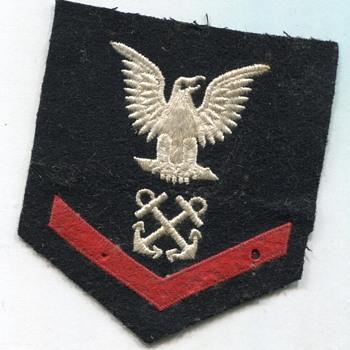 Vintage US Military Felt Patch