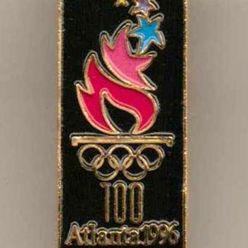 1996 - Atlanta Olympic Games Pin
