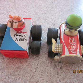 40 year old toys - Coca-Cola