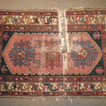 Old Rug, Possibly Kilim?, Need help indentifying - Rugs and Textiles