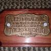 Toledo Tool Machine Bronze Plaque