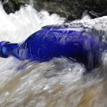 Blue hamilton George Eland Newcastle on tyne - Bottles