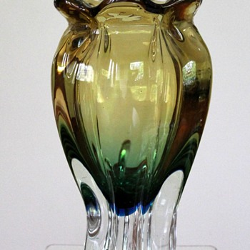 Narumi (Sanyu) Fantasy Glass vase - Art Glass