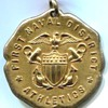 First Naval District Athletics Medal 1919
