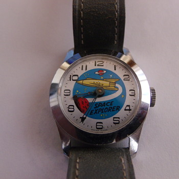 Second Issue Space Explorer Wristwatch