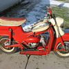 1962 Sears Allstate Compact scooter by Puch