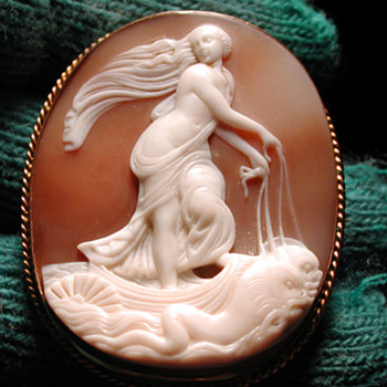 Venus with dolphins