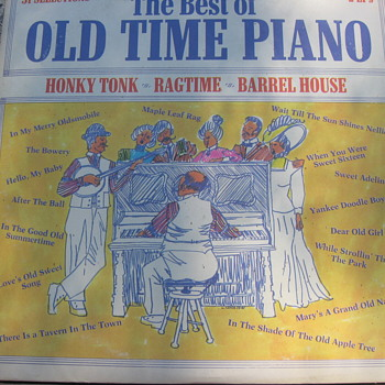 Old Time Piano........