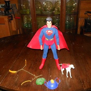 Captain Action Superman Disguise Ideal 1966