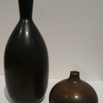 Carl-Harry Stålhane & Berndt Friberg - Art Pottery