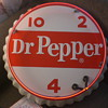 Vintage Dr Pepper Neon Sign stout sign company bottle Cap only 925 were made