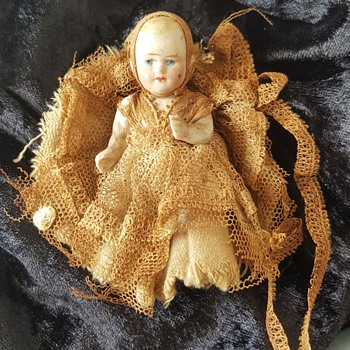 Victorian Miniature Doll?