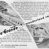 1954 - Rio Grande Railroad Advertisement