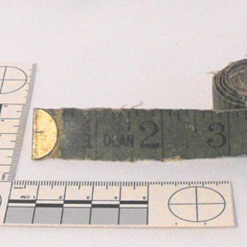 Dean London E2 Tape Measure - Sewing