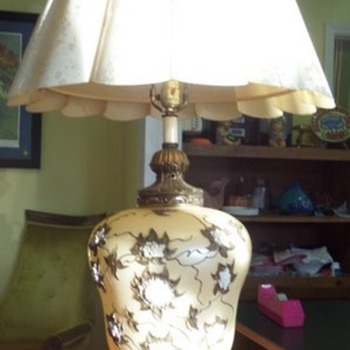 Recently purchased Pair of Lamps