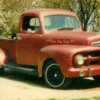 1950's Ford Truck