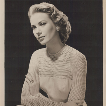 Grace Kelly Promo Photo (1956)  - Photographs