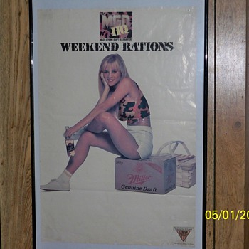 Poster from 1995? - Breweriana