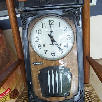 sam woo clock