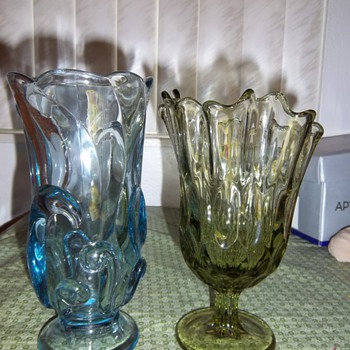 Fenton #4 Garage sale find! - Glassware