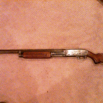 Grandpa&#039;s shotgun