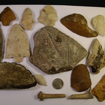 "More ""Finds"" From 1300-1500 Florida Timucuan Indian Mounds in North East Florida"