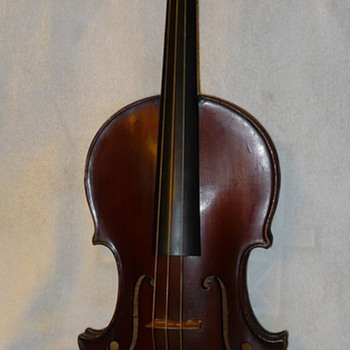 Jacques Boquay - Violin Year 172( ) - Musical Instruments