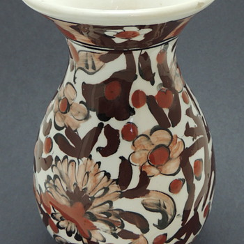 IKAROS Pottery - Rhodes, Greece - Small Vase - Art Pottery