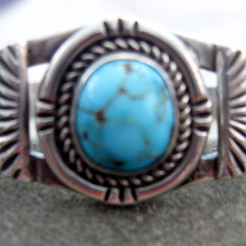 Is this Pre-Fred Harvey Bracelet? - Native American