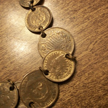 Coin Necklace - US Coins
