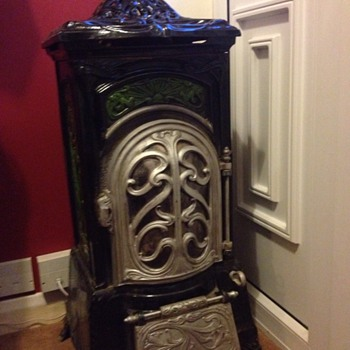 1919 French stove?
