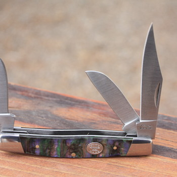 'RITE EDGE' Stockman Pocket Knife