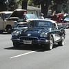 Classic Corvettes Cruising in California