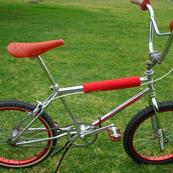 1979 REDLINE PROLINE bmx racing bike - Outdoor Sports