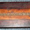 Decorative primitive wooden frame mold?