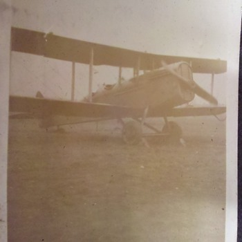 Early Military Aviation group #1 - Photographs