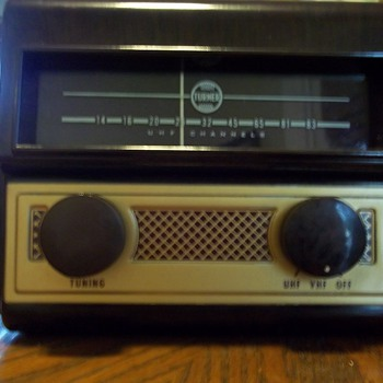 Vintage Turner TV Tuner - Electronics
