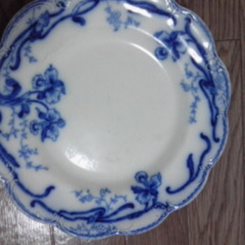 not sure of age, Johnson Bros Del Montz ? - China and Dinnerware