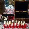 Tiffany & Co. Ivory Chess Mates