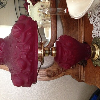 Red Beauty  - Lamps