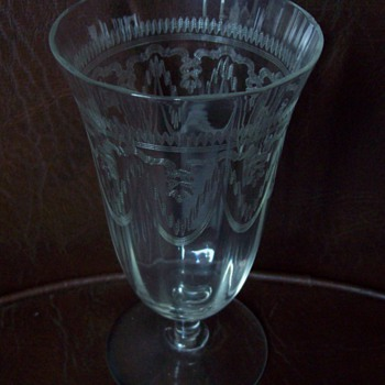 Set of Six glasses - Glassware