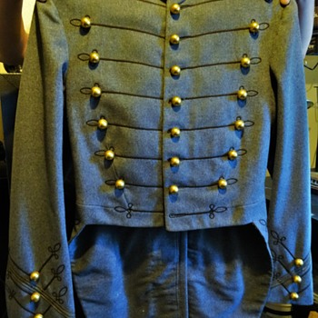 West Point Cadet Dress Uniform