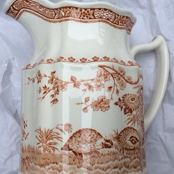 Antique jug - China and Dinnerware