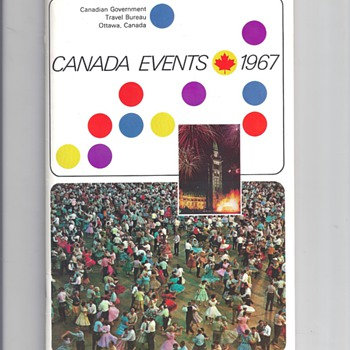 WHY WE ARE GOING TO CANADA IN1967 BY JAMES H. WINCHESTER - Paper