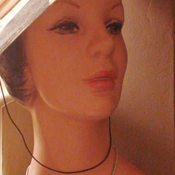 """""""Flying Saucer"""" Hat 1930s? - Womens Clothing"""